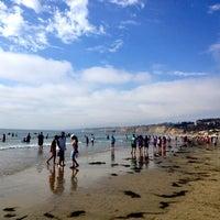 Снимок сделан в La Jolla Shores Beach пользователем Jennifer T. 8/1/2012