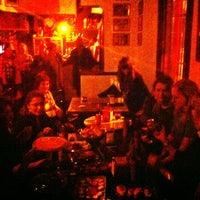 Foto tomada en Tablao Flamenco Cafetín La Quimera por Luis L. el 5/1/2012