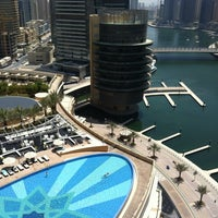 Photo prise au Address Dubai Marina par Shaymaa le6/11/2012