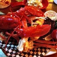 Снимок сделан в The Barking Crab пользователем Eriq C. 9/11/2012