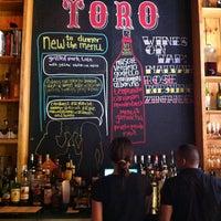 Photo prise au Toro Restaurant par Katrina K. le7/13/2012