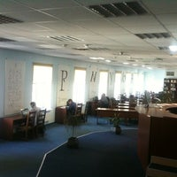 Снимок сделан в Бібліотека ім. Тетяни та Омеляна Антоновичів пользователем Uliana S. 9/12/2012