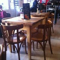 Hake Cafe Im Hinterhof Bockenheim Frankfurt Am Main Hessen