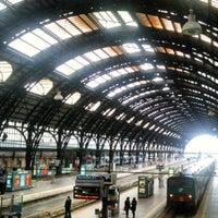 Foto scattata a Stazione Milano Centrale da Veneziadavivere il 4/16/2012