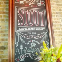 Photo prise au Stout Barrel House and Galley par Patrick le6/20/2012