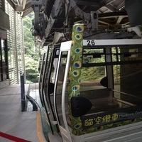 貓空纜車動物園站- Cable Car in Wénshān Qū