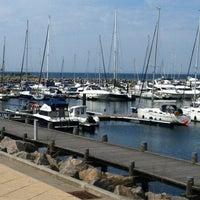 Das Foto wurde bei Bootshafen Kühlungsborn von Marita R. am 5/20/2012 aufgenommen