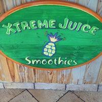 4/25/2012 tarihinde Mark C.ziyaretçi tarafından Xtreme Juice'de çekilen fotoğraf
