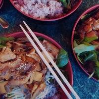 Foto scattata a Koriente Restaurant da Jin C. il 9/1/2012