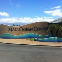 Photo prise au Maui Ocean Center, The Hawaiian Aquarium par Elodie P. le5/12/2012