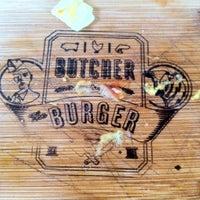 Снимок сделан в Butcher & The Burger пользователем Dj EDLo P. 4/2/2012