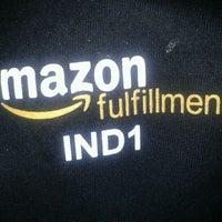 Amazon Fulfillment IND1 - Distribution Center in Whitestown