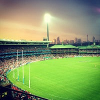 4/22/2012에 Matt B.님이 Sydney Cricket Ground에서 찍은 사진