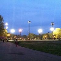 Foto tomada en McCarren Park por BrooklynBoyO el 4/14/2012