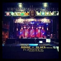 Foto tomada en House of Blues por Clayton T. el 8/9/2012