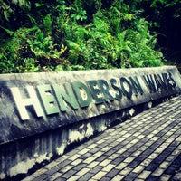 5/18/2012 tarihinde Erfira S.ziyaretçi tarafından Henderson Waves'de çekilen fotoğraf