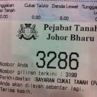 Pejabat Tanah Dan Galian Johor 2 Tips From 65 Visitors