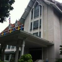 Foto tomada en National Library of Thailand por Banana S. el 7/20/2012