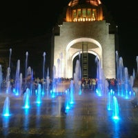 Das Foto wurde bei Monumento a la Revolución Mexicana von none am 6/14/2012 aufgenommen