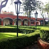 Foto tomada en Hacienda de Los Morales por Sebas P. el 8/27/2012
