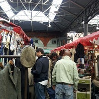 Photo taken at Old Spitalfields Market by Fabrizio N. on 9/13/2012
