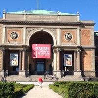 statens museum for kunst entre