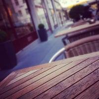 5/24/2012 tarihinde Robert-P. P.ziyaretçi tarafından Cafe Engländer'de çekilen fotoğraf