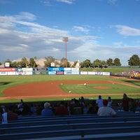 Foto tomada en Cashman Field por Devin H. el 7/5/2012