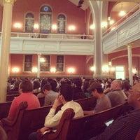 Foto scattata a Sixth & I Historic Synagogue da Frank G. il 5/2/2012