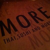 Foto tirada no(a) More Thai por Will S. em 9/2/2012
