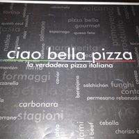 Foto tomada en Ciao Bella Pizza por Laly M. el 4/22/2012