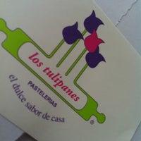 5/10/2012 tarihinde @AlexPulidoG A.ziyaretçi tarafından Los Tulipanes'de çekilen fotoğraf