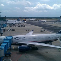 6/8/2012 tarihinde Andrey H.ziyaretçi tarafından Terminal 2'de çekilen fotoğraf
