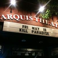 5/19/2012 tarihinde Kavon N.ziyaretçi tarafından Marquis Theatre'de çekilen fotoğraf