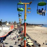 8/27/2012 tarihinde Jenn H.ziyaretçi tarafından Santa Cruz Beach Boardwalk'de çekilen fotoğraf