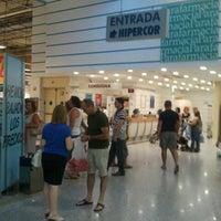 Foto tomada en Hipercor por Gema L. el 8/1/2012