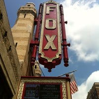 Photo prise au The Fox Theatre par Kirsten le8/18/2012