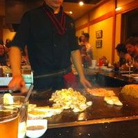 รูปภาพถ่ายที่ Nakato Japanese Restaurant โดย Chris M. เมื่อ 4/22/2012