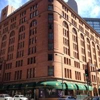 Das Foto wurde bei The Brown Palace Hotel and Spa von Sven am 3/24/2012 aufgenommen