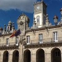 Photo prise au Concello de Lugo par Pablo M. le8/2/2012