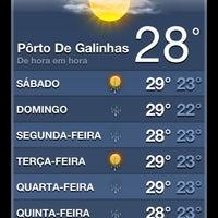 รูปภาพถ่ายที่ Pousada Porto Tropical โดย Toshio K. เมื่อ 6/9/2012