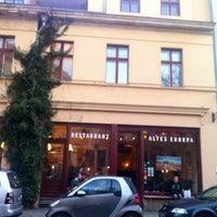 Das Foto wurde bei Altes Europa von Elli P. am 3/23/2012 aufgenommen