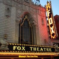 8/30/2012에 Lesley님이 The Fabulous Fox에서 찍은 사진