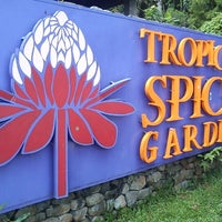 Photo prise au Tropical Spice Garden par Faezah M. le5/14/2012