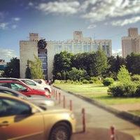 Снимок сделан в РАНХиГС при Президенте РФ пользователем Aram B. 5/24/2012