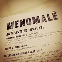Foto tirada no(a) Menomalé Pizza Napoletana por Dottie L. em 6/2/2012