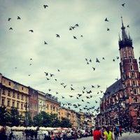 Foto tirada no(a) Rynek Główny por Mike P. em 9/11/2012