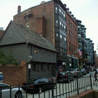 Foto scattata a Paul Revere House da Andrew K. il 8/11/2012