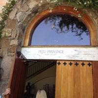 Photo prise au Peju Province Winery par Brandy S. le5/10/2012