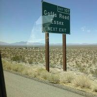 รูปภาพถ่ายที่ Goffs CA โดย Angelina F. เมื่อ 7/1/2012